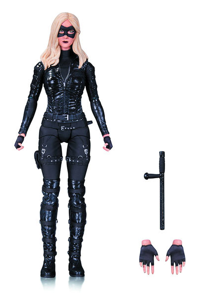 Arrow TV Black Canary Action Figure SEP150341Y
