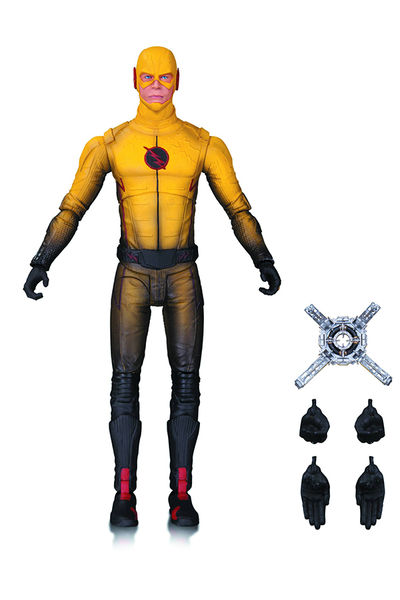 Flash TV Reverse Flash Action Figure SEP150342Y