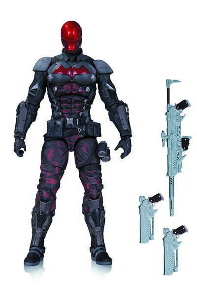 Batman Arkham Knight Red Hood Action Figure SEP150345Y