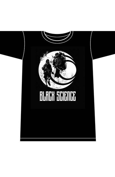 Image of Black Science Mens MED T-Shirt