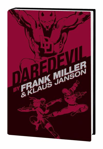 Daredevil By Miller And Janson Omnibus HC New Printing SEP150855D