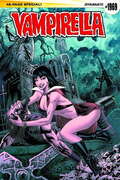 Vampirella #1969 (Cover B - Jadson)