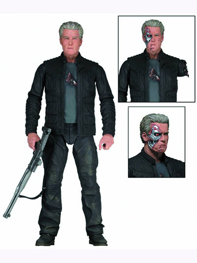 Terminator Genisys: Pops T-800 7-Inch Action Figure SEP158018I