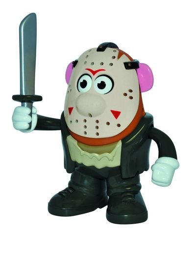 Mr Potato Head Friday the 13th Jason SEP158473U
