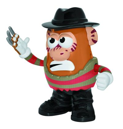 Mr Potato Head Nightmare on Elm Street Freddy SEP158474U