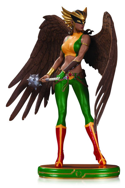 DC Cover Girls Hawkgirl Statue SEP160386X