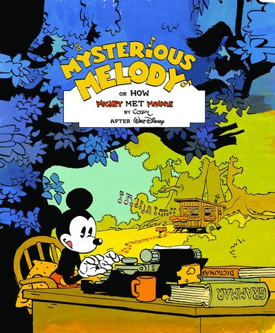 Mickey Mouse Mysterious Melody HC SEP160568E