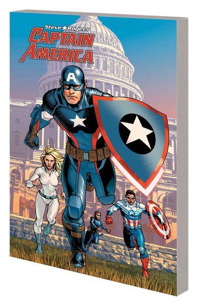 marvel civil war tpb list