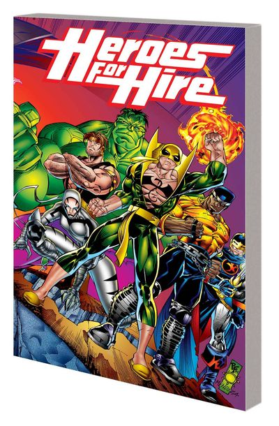 Luke Cage Iron Fist and Heroes For Hire TPB Vol. 01 SEP161142D