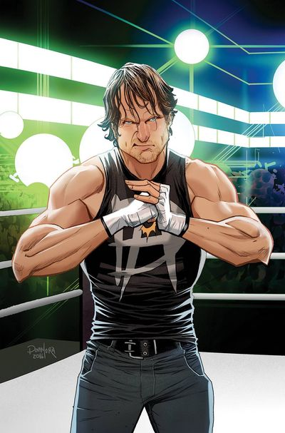 WWE comics at TFAW.com
