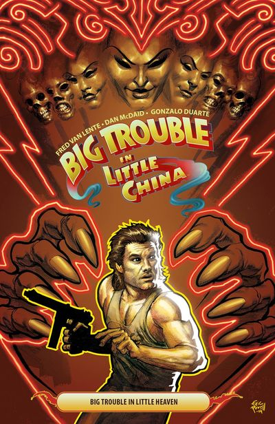 Big Trouble in Little China TPB Vol. 05 SEP161418E