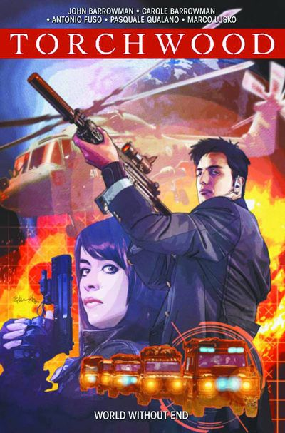 Torchwood TPB Vol. 01 World Without End