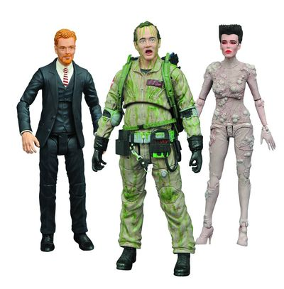 Ghostbusters Select Action Figure Series 4 Assortment SEP162532U