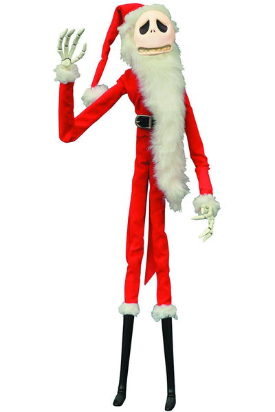 Nightmare Before Christmas Santa Jack Unlimited Coffin Doll SEP162539U