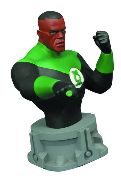 Justice League Animated Series Green Lantern Bust SEP162547U