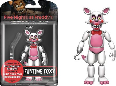 Five Nights At Freddys Fun Time Foxy Action Figure SEP168622I