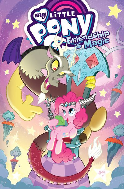 My Little Pony Friendship Is Magic TPB Vol 13 SEP170518E