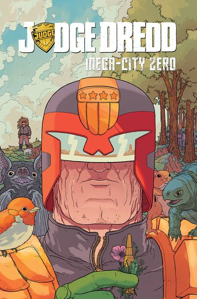 Judge Dredd Mega-City Zero TPB SEP170577E