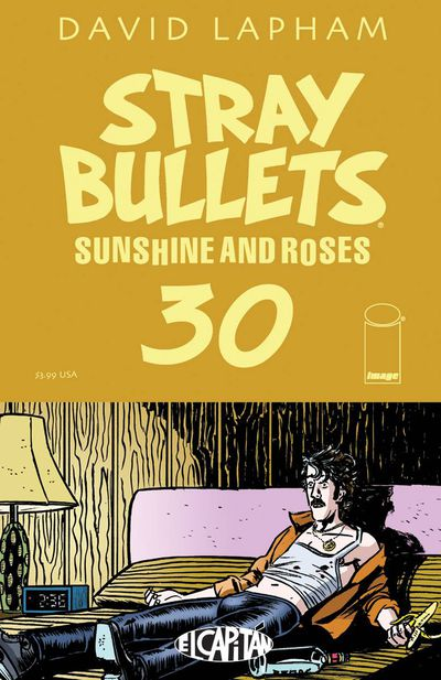 Stray Bullets Sunshine & Roses #30 SEP170785D