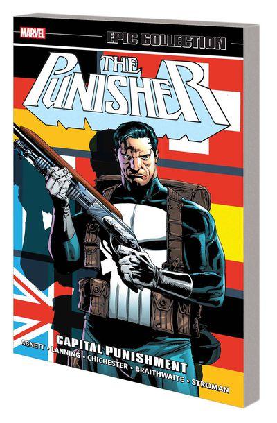 Punsher Epic Collection TPB Capital Punishment SEP171017D