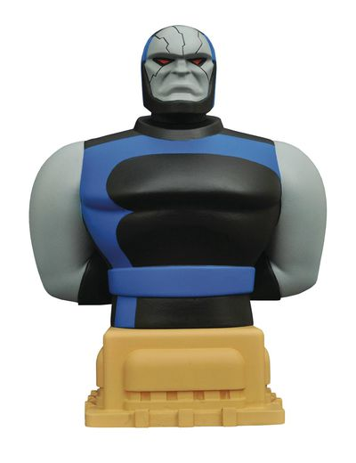 Superman Animated Series Darkseid Resin Bust SEP172470U
