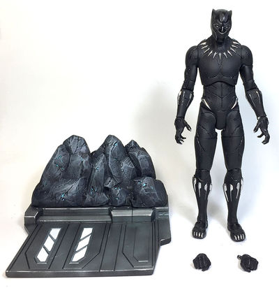 Marvel Select Black Panther Movie Action Figure SEP172486I