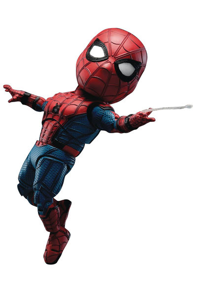 Spider-Man Homecoming EAA-051 Spider-Man Previews Exclusive Action Figure SEP172832J
