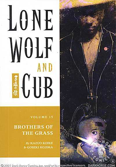 Lone Wolf and Cub Vol. 15: Brothers of the Grass TPB TFAWDH-40579