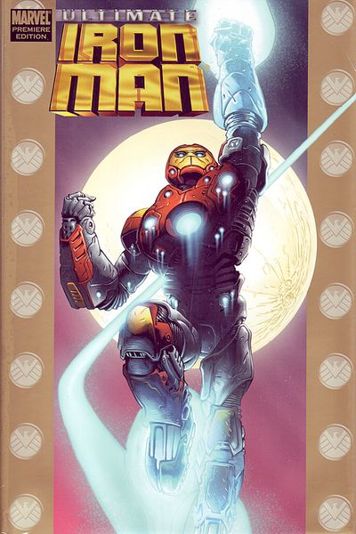 Ultimate Iron Man HC Vol. 1 Premiere Edition