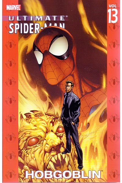 Ultimate Spider-Man TPB Vol. 13: Hobgoblin MAY051827D