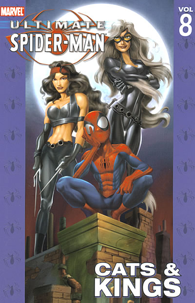 Ultimate Spider-Man TPB Vol. 8: Cats & Kings MAR041714D