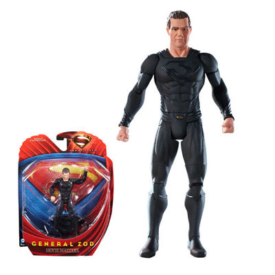 Superman Man of Steel 6in Movie Master Action Figure - General Zod Y0826