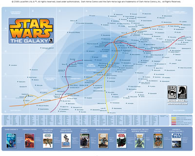 star wars desktop wallpaper. Star Wars Galaxy Map