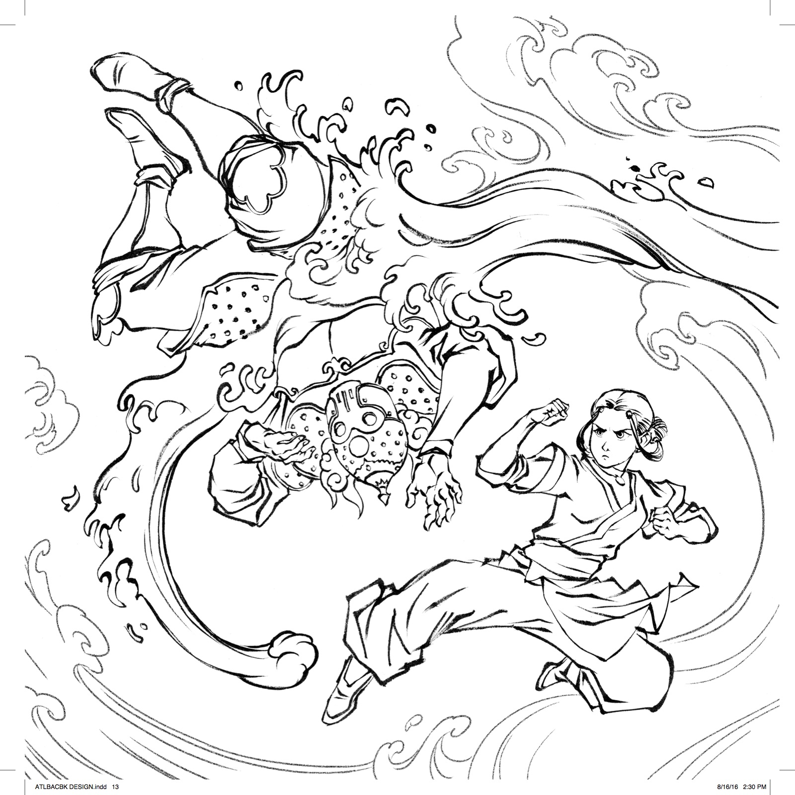 Avatar Movie Coloring Pages: Avatar Coloring Pages