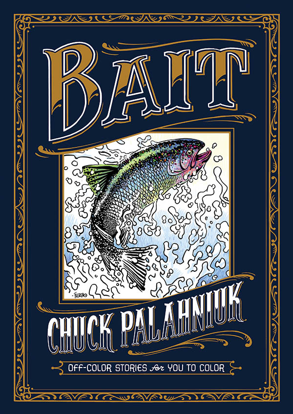 Bait Off: Color Stories You Color