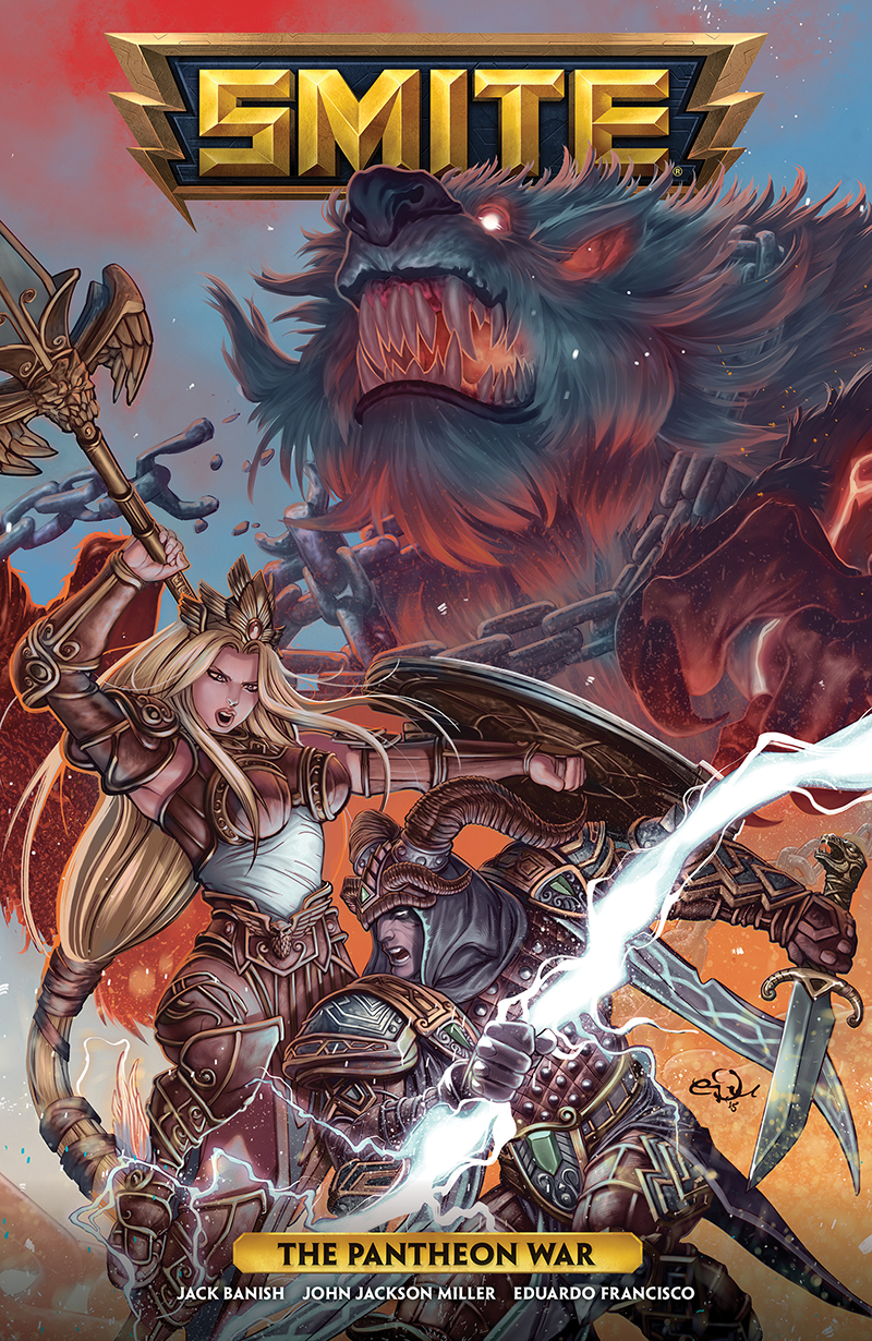 Dark horse to publish smite graphic novel blog dark horse dark horse to publish smite graphic novel ccuart Image collections