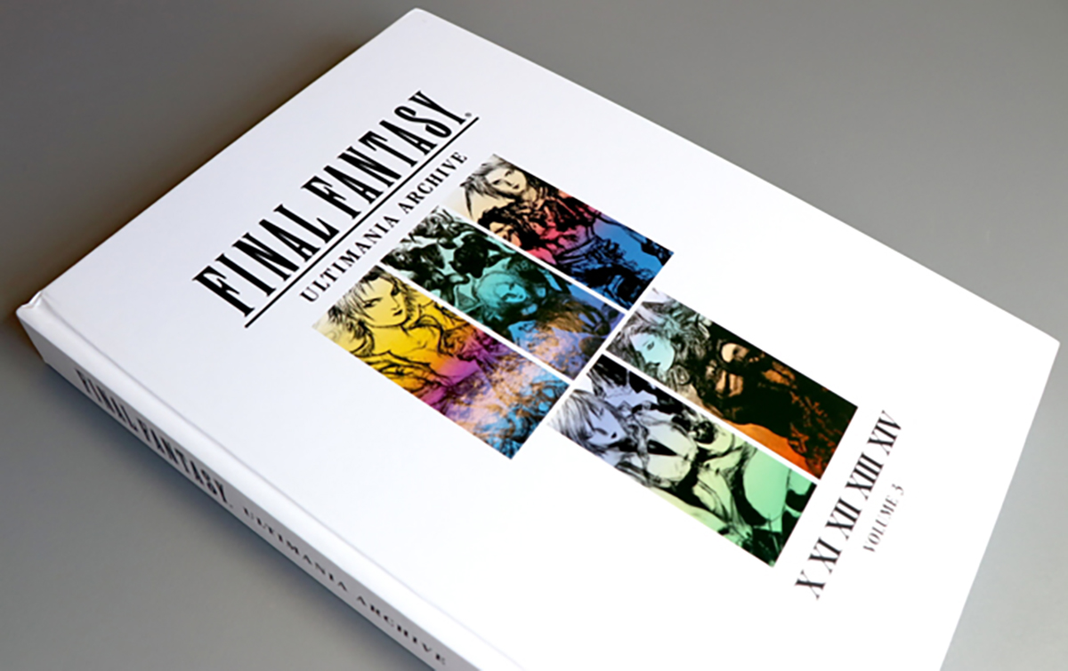 contest closed] Final Fantasy Ultimania Archive Volume 3