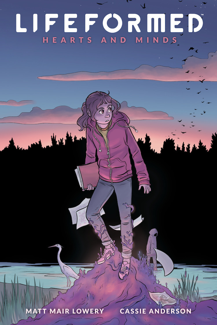 DARK HORSE COMICS: NEW ALL AGES TITLES FROM FAMILIAR CREATORS 1