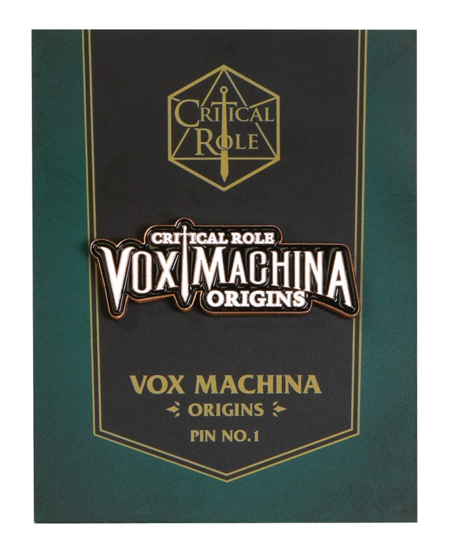 CRITICAL ROLE VOX MACHINA ORIGINS SERIES 2 #1 DARK HORSE 2019 STOCK IMAGE