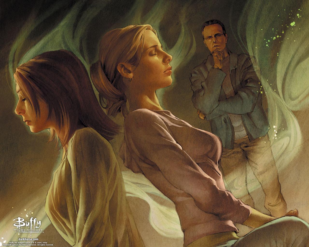 Buffy the Vampire Slayer :: Desktops :: Dark Horse Comics