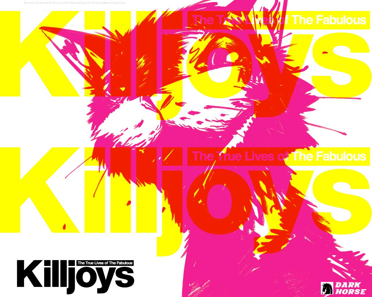 the true lives of the fabulous killjoys pdf download