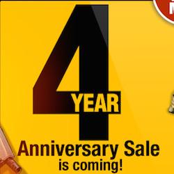 Dark Horse Celebrates Four-Year Digital Anniversary!