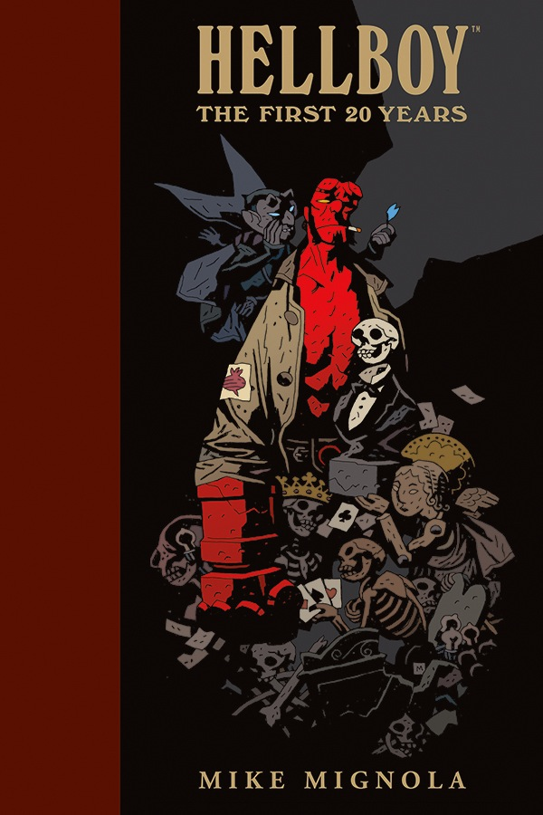 Hellboy The First 20 Years Hc Profile Dark Horse Comics