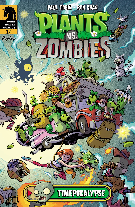Plants Vs Zombies Comics Are Back For The Brains Blog