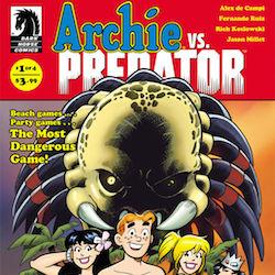 Archie vs. Predator #1 Review Roundup