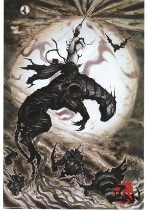 Dark Horse Manga Announcing Deva Zan Blog Dark