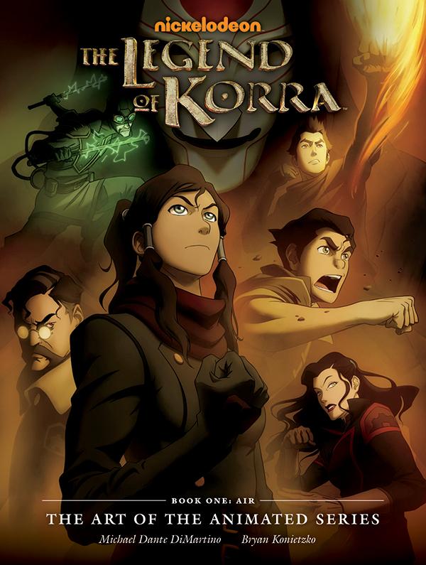 Simply Avatar legend of korra modern that