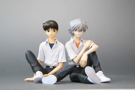 neon genesis evangelion essay With the recent series' box set release and the highly anticipated american debut  of its two theatrical follow-ups approaching, neon genesis.