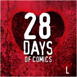 28 Days of Comics Sale